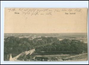 Y13519/ Mitau Schloß Lettland 1916