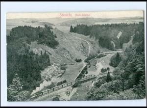 Y13592/ Steinicht Eisenbahn AK ca.1912
