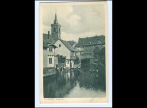 Y13917/ Alt-Erfurt Dämmchen AK