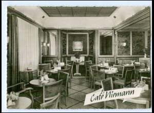 Y13877/ Schwarzenbek Café Niemann AK