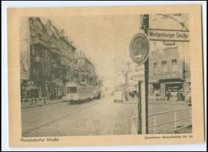 U8347/ Berlin Spandau Pichelsdorfer Str. Straßenbahn Quittung Spand.Volksblatt