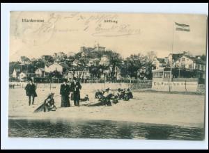 Y14272/ Hamburg Blankenese AK 1910