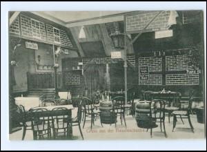Y20041/ Gruß aus der Bauernschenke AK Ort ? ca.1910