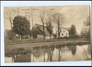U8487-2201/ Kollmar in Holstein Kuhle 1916 AK