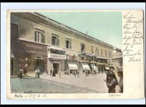 Y14084/ Malta Strada Teatro AK 1902