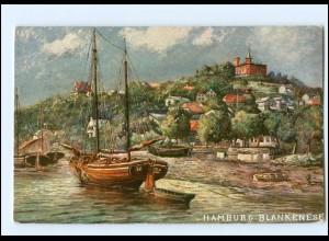 Y14268/ Hamburg Blankenese Verlag: Theo Stroefer AK ca.1910