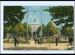 U8689/ Riga Wöhrmannscher Park Lettland AK 1925