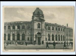 U8690/ Riga Postgebäude AK 1931 Lettland