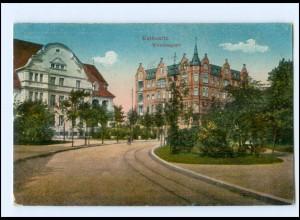 U8557/ Schlesien Kattowitz Wilhelmsplatz 1916 AK