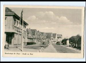 U8483/ St. Peter-Ording Straße im Bad AK