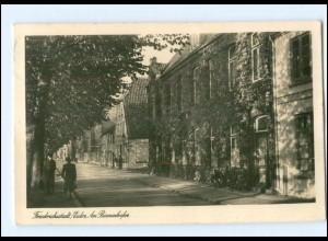 U8648-2254/ Friedrichsstadt Am Binnenhafen 1941 Foto AK