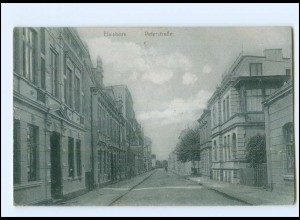U8647/ Elmshorn Peterstraße 1920 AK