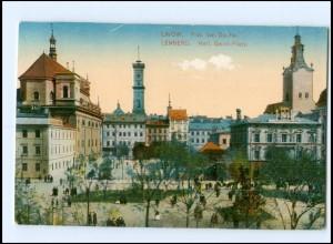 U8457/ Lemberg Lwow Ukraine KA 1917