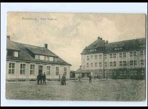 U8626/ Ratzeburg Neue Kaserne 1916 AK