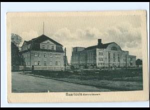 U8466/ Saarlouis Elektrizitätswerk Ak 1917