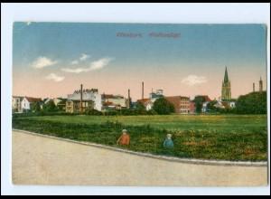 U8643/ Elmshorn Stadtansicht 1918 AK