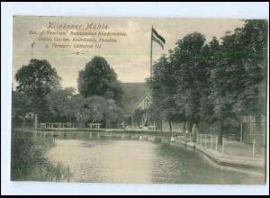 U8419/ Bad Oldesloe Klinkener Mühle 1912