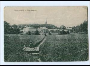 Y14305/ Schenefeld Bez. Kiel AK 1919