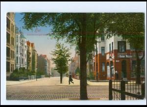U8637/ Kiel Hardenbergstraße 1917 AK
