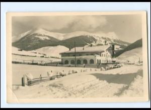 Y14104/ Gerlos Tirol Gasthof Oberwirt Foto AK 1943