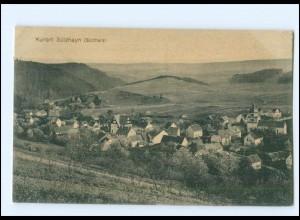 U8587-997./ Sülzhayn Südharz 1914 AK