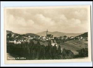 U8566-8393/ Freyung 1938 Foto AK