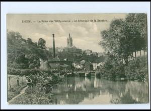 Y14048/ Thuin La Reine des Villegiatures, Belgien AK 1915