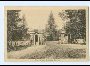 U8470/ Eingang zum Gutshaus Kobylnik Weißreussland AK 1917