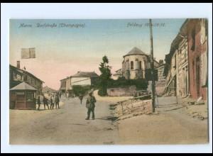 U8472/ Manre Champagne Frankreich AK 1916 (084)