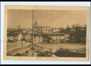 Y14077/ Vilosnes-Haraumont 1. Weltkrieg AK 1916