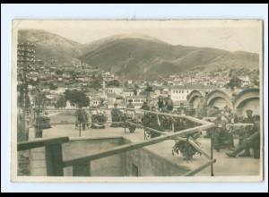 U8885/ Veles Mazedonien Foto AK 1. Weltkrieg 1918