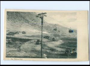 U8481/ Am Pletvar-Paß Mazedonien 1. Weltkrieg AK 1918