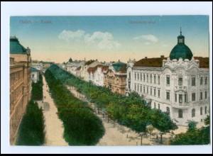 U8754/ Osijek - Eszek Kroatien AK 1917
