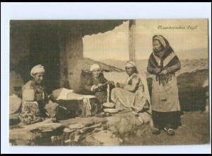 U8773/ Mazedonien Typen Frauen AK 1917