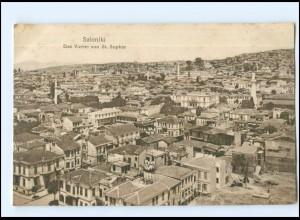 U8777/ Saloniki Griechenland AK 1917