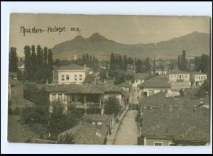 U8775/ Prilep Mazedonien Foto AK Mazedonien 1917
