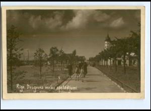 U8415/ Riga Daugavas malas apstädijumi Foto AK Lettland 1933