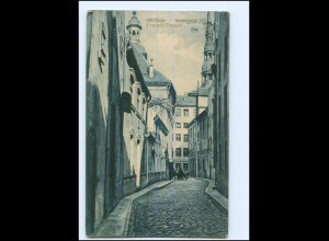U8741/ Alt-Riga Reformierte Straße AK 1916 Lettland