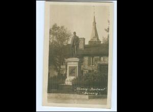 Y14335/ Buzancy Chanzy Denkmal Ardennes Foto AK 1916 Frankreich