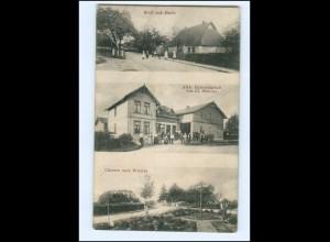U8488-2211/ Vaale Chaussee nach Wacken 1910 AK