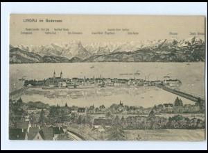 Y13943/ Lindau am Bodensee AK