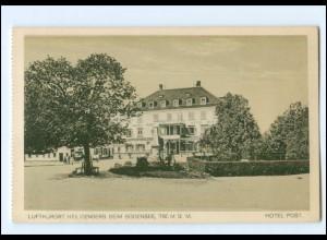 Y13946/ Heiligenberg Hotel Post AK