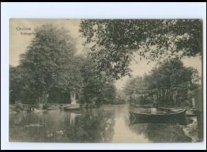 Y13849/ Grabow Eldepartie 1924 AK