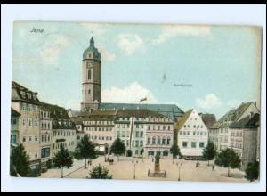 Y13934/ Jena Marktplatz 1908 AK