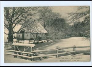 Y13967/ Ostseebad Apenrade Etablissement Knapp, AK Nordschleswig 1916