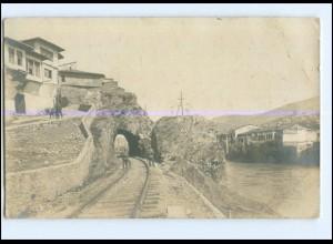 U8886/ Veles Mazedonien Foto AK 1. Weltkrieg 1918