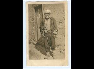 Y13989/ Mazedonien Typen AK 1918