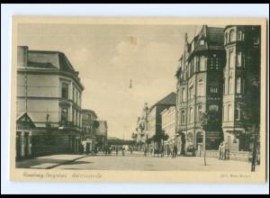 XX006358/ Hamburg Bergedorf Holstenstraße AK ca.1940