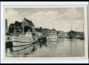 XX006093/ Wismar Hafen AK ca.1940