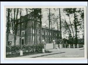 XX006097/ Lübtheen Arbeitsdienstlager AK ca.1940